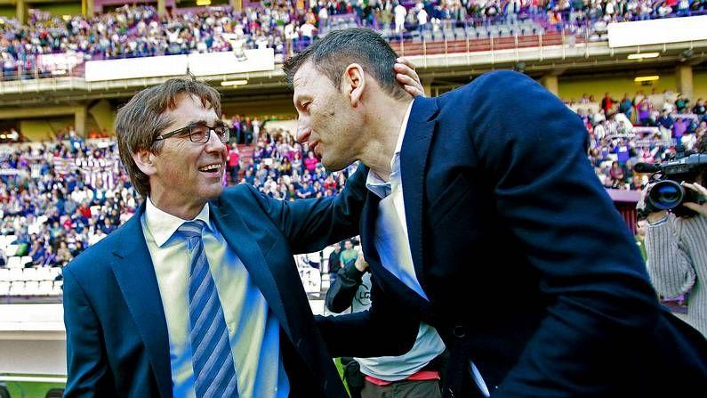 La Liga entra en la fase más dramática con el descenso por decidir.El penalti fallado por Djukic el 14 de mayo de 1994 es todavía recordado en A Coruña.
