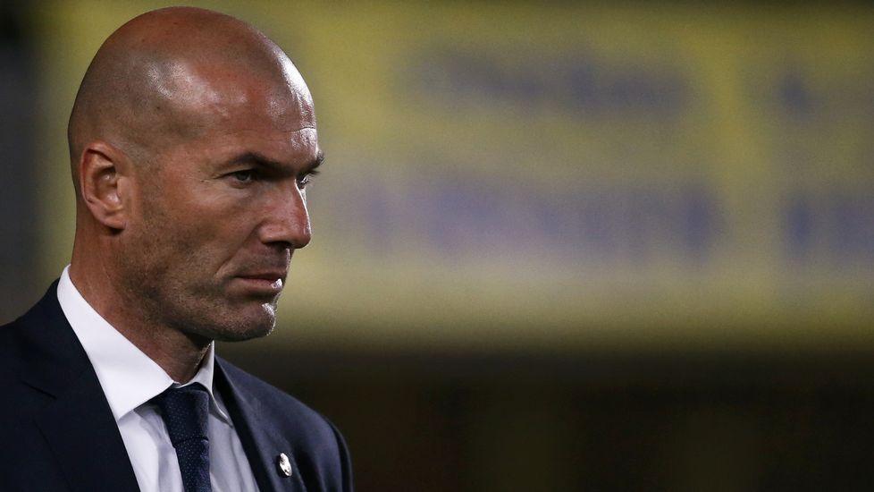 Zidane: «Así no vamos a ningún sitio»