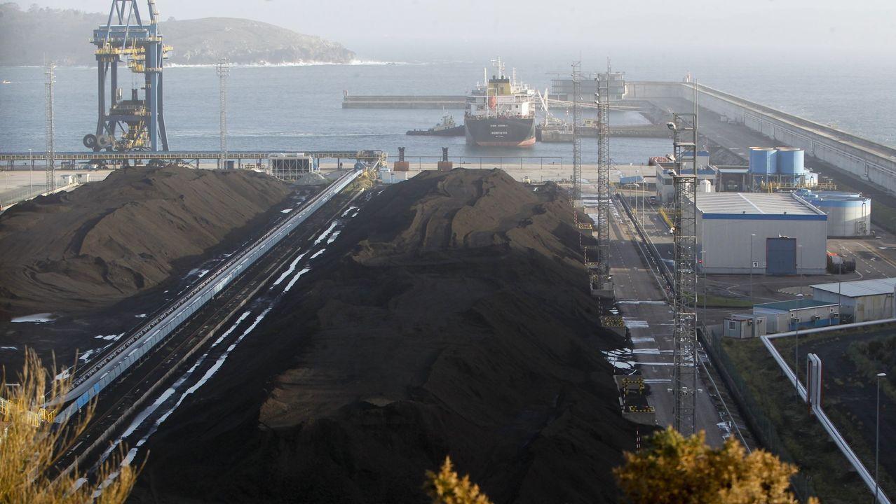 El LNG Leo, atracado en el 2016 en Navantia Fene