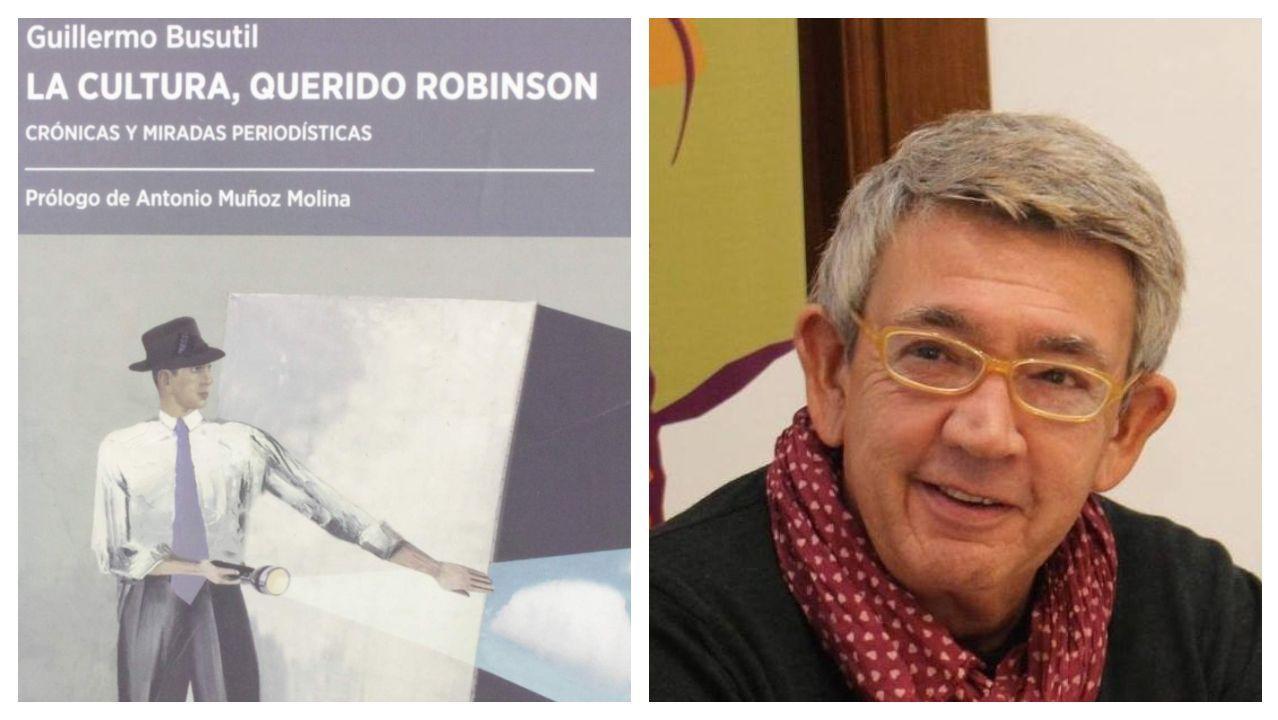 «La cultura, querido Robinson», de Guillermo Busutil