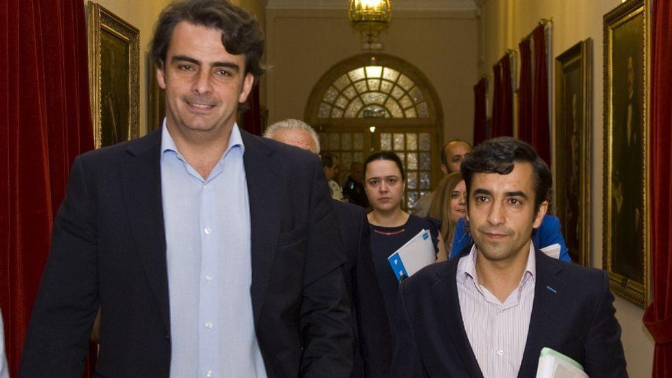 Diego Calvo y Rey Varela, en una imagen de archivo