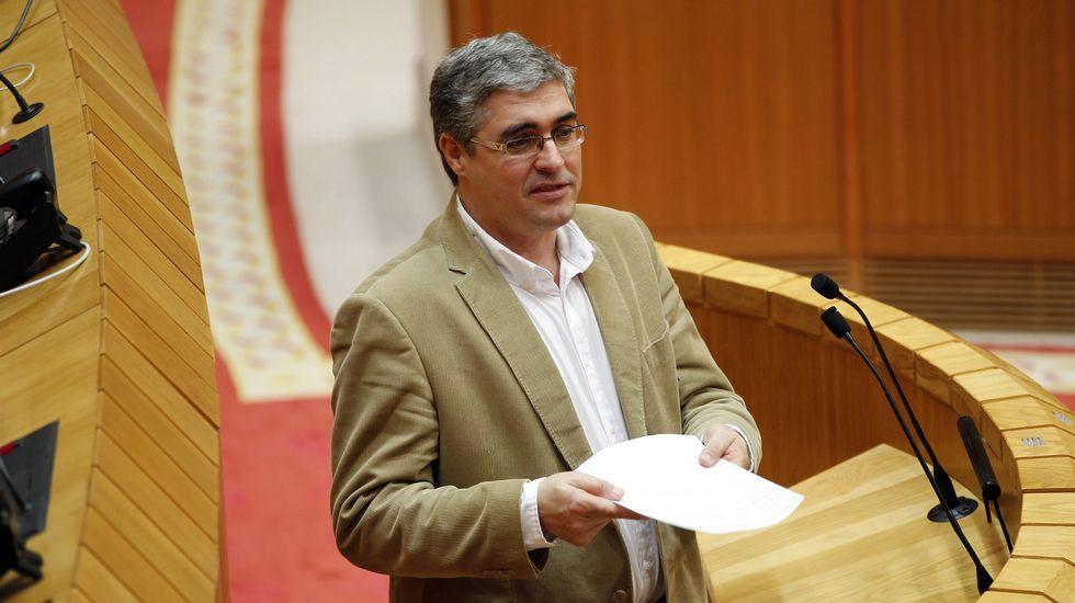 Aymerich anticipa otra desbandada.Xosé Manuel Beiras