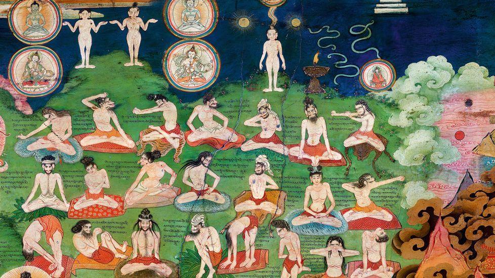 El arte del budismo