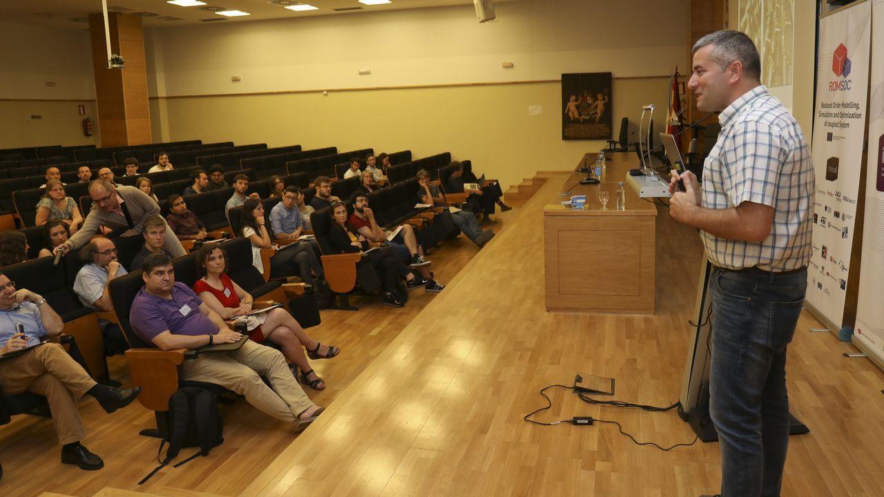 El encuentro internacional reúne a 55 expertos de varios países hasta el viernes en la USC