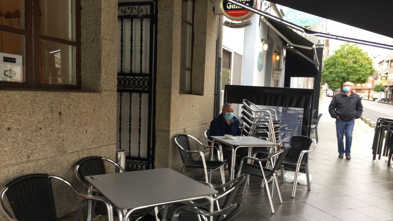 Control para vigilar el cumplimiento del cierre perimetral en Santiago