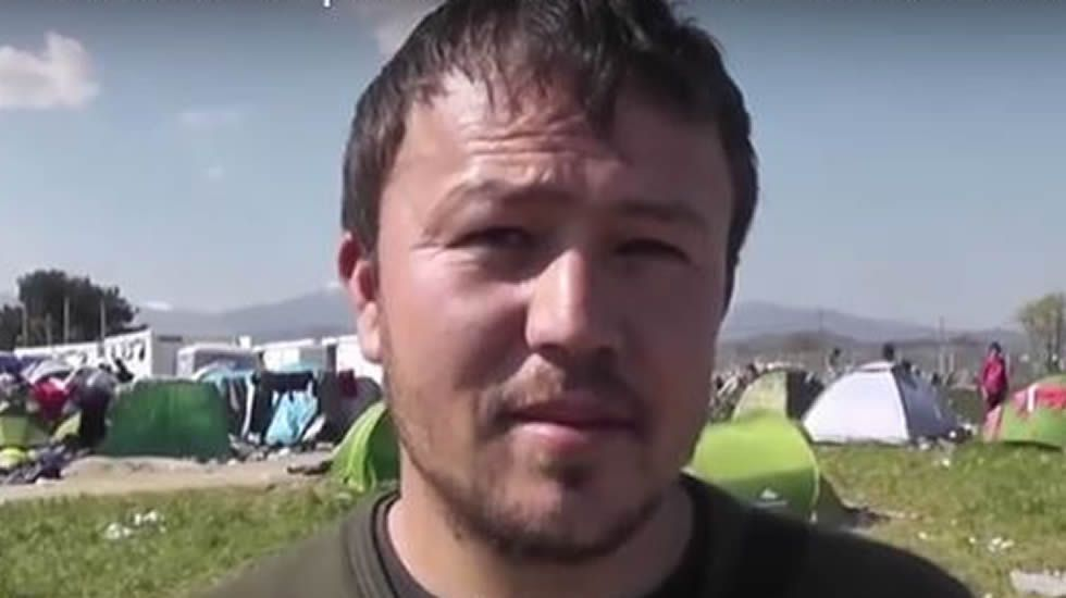 Los motivos de Abdul Basir Yususi para pedir asilo