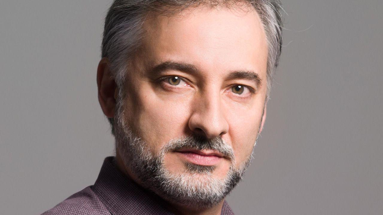 El tenor Alejandro Roy