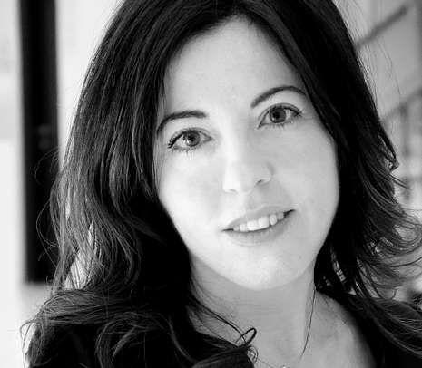 Natalia Sanmartín escribió la novela en su tiempo libre.