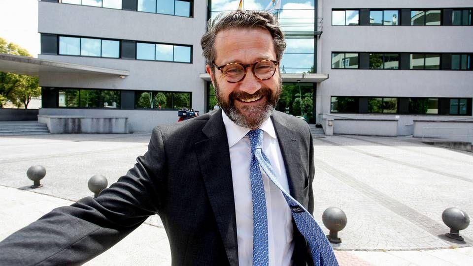 La oposición tacha de indignante la decisión del PP de poner a Currás al frente de Tragsa.