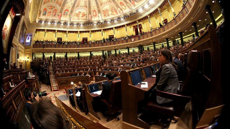 «Hay que asumir que puede haber elecciones muy pronto».Congreso de los Diputados