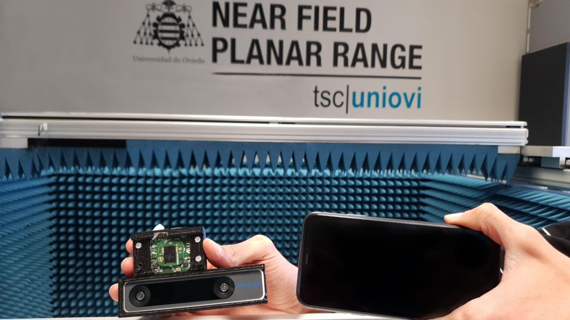 Prototipo para convertir teléfonos móviles en miniescáneres