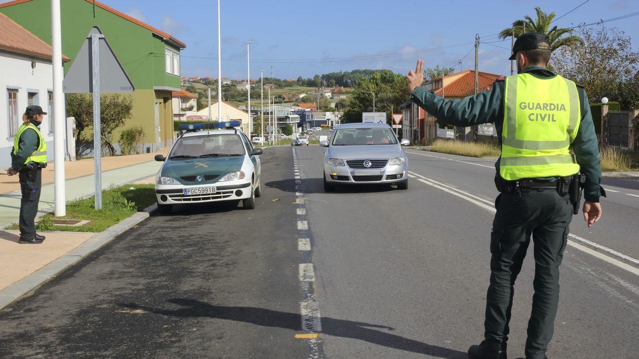 Intensifican la búsqueda del joven condenado por asesinato que se fugó de Teixeiro.Cárcel de Teixeiro