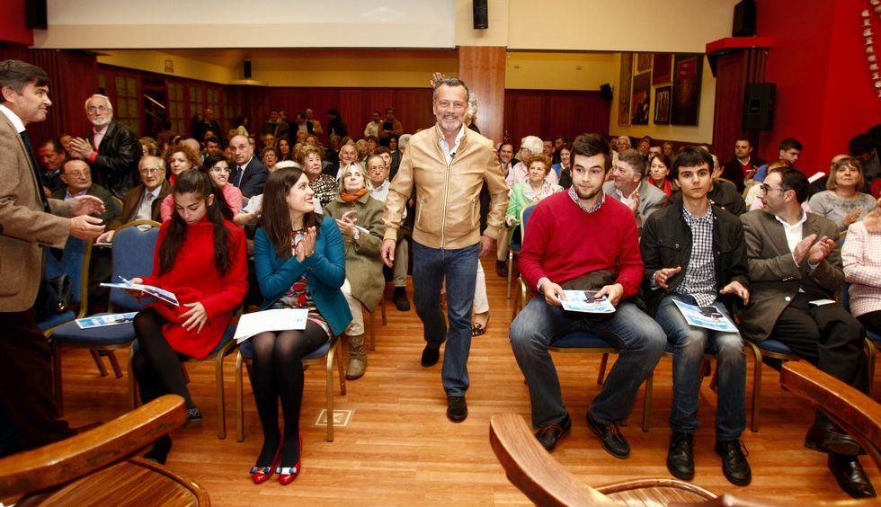 El regidor anunció su propuesta para continuar el plan de humanización por Montero Ríos.