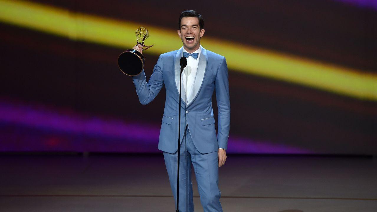 Emmy 2018: John Mulaneys