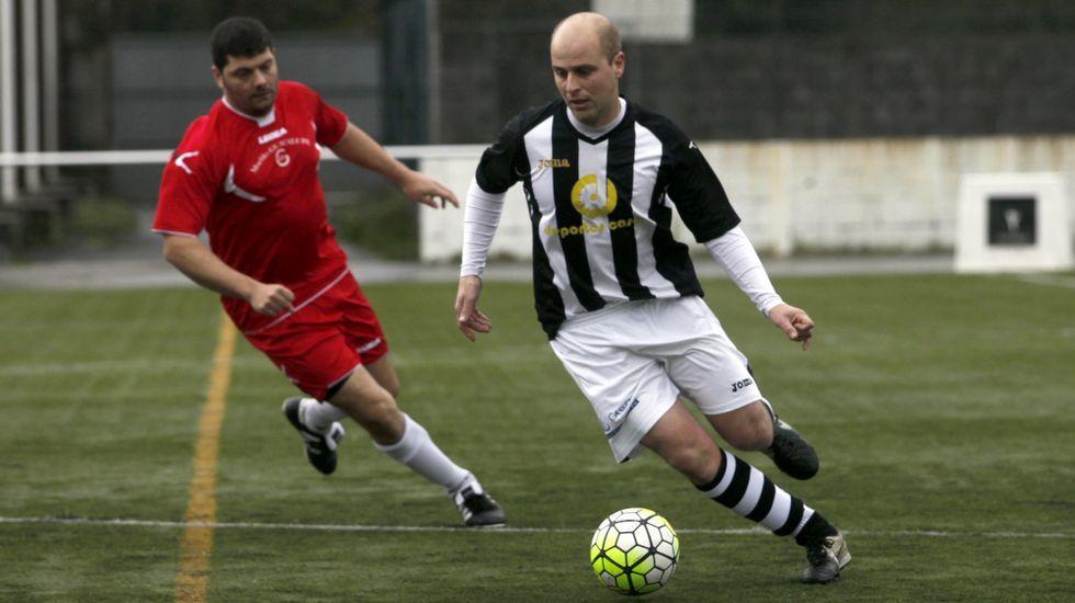 El Milagrosa se vio superado en As Eiroas por un Sporting Zas que le impidió entonar el alirón.
