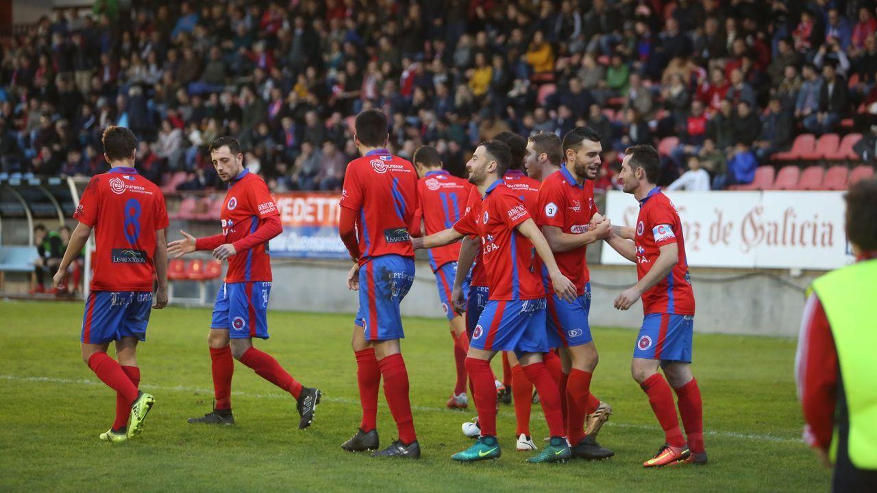 Tejera Real Oviedo Extremadura Carlos Tartiere.Longo en un Tenerife-Rayo Vallecano