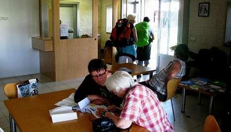 La oficina de información al peregrino de Negreira estará abierta del 1 de abril al 15 de septiembre.
