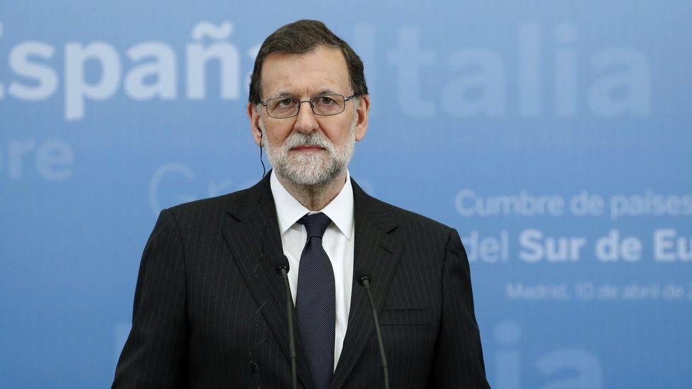 Rajoy declarará como testigo