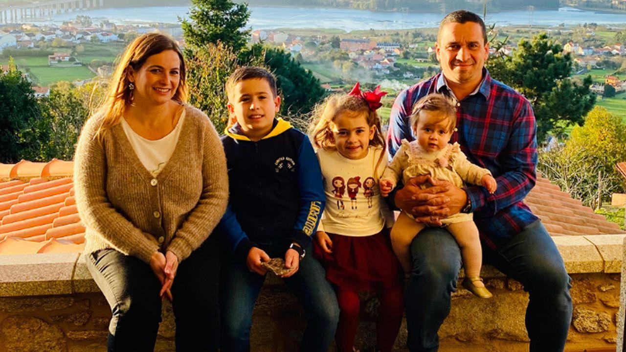 Fabiola, Samuel, Claudia y Toni participan en la campaña