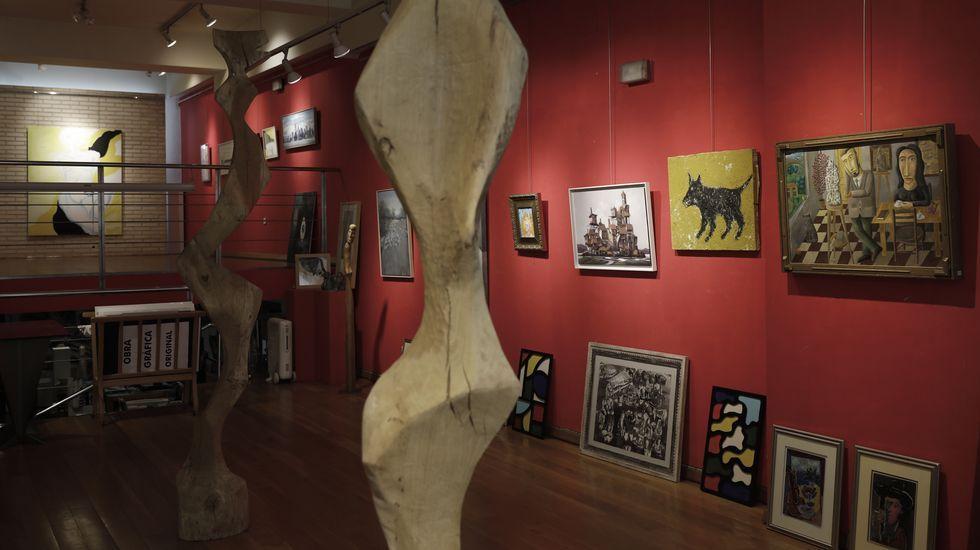 Exposición colectiva en la Galería Visol