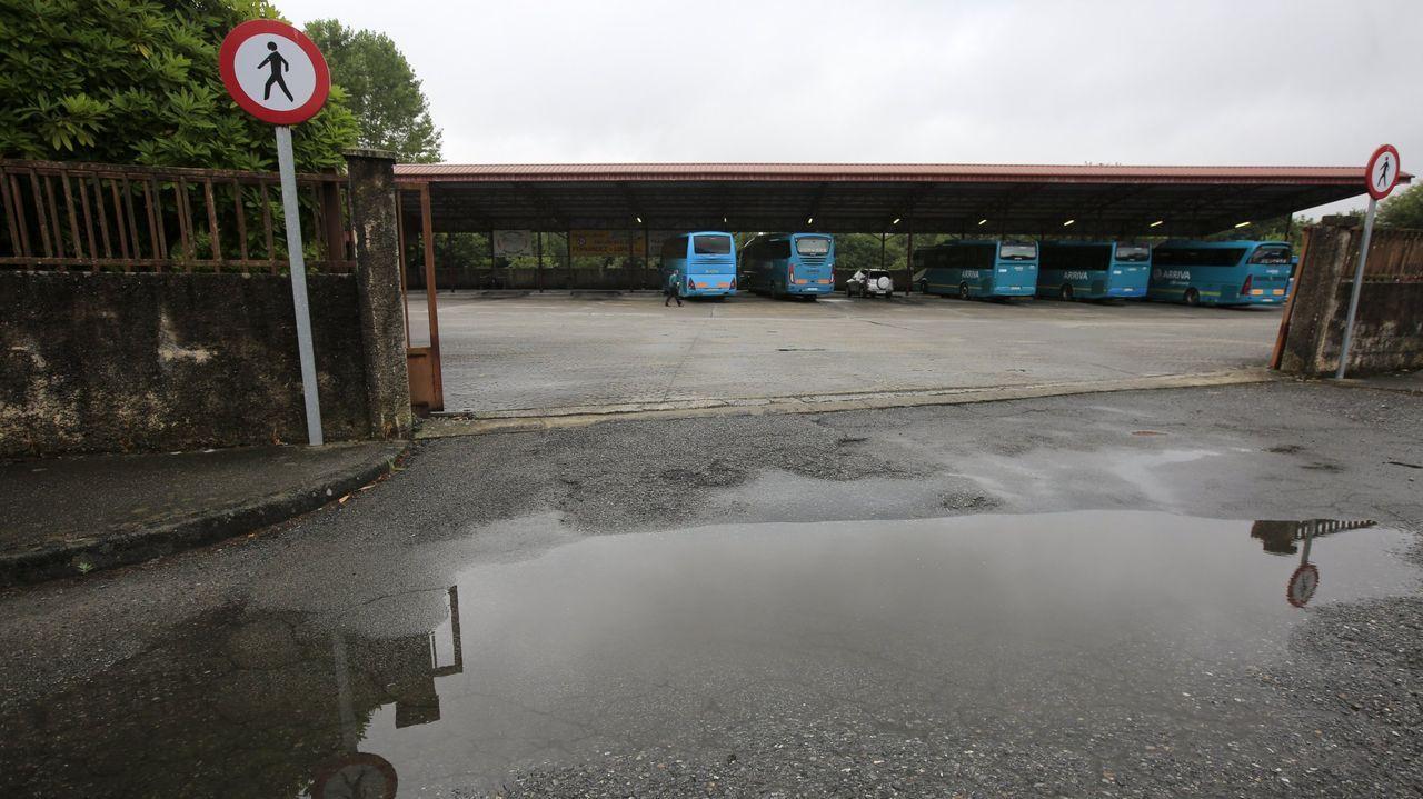 El gobierno local pidió a la Xunta, hace meses, un centro de día, que podría ubicarse en el terreno de la estación de buses