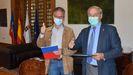 Deputación e Concello de Pedrafita do Cebreiro dan un paso máis para a apertura da residencia