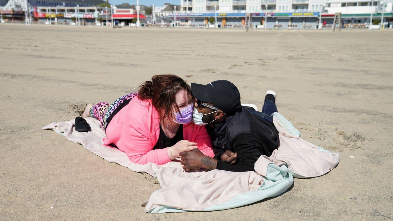 Para acudir a Ocean Beach, en Maryland, desde este fin de semana es necesario llevar mascarilla