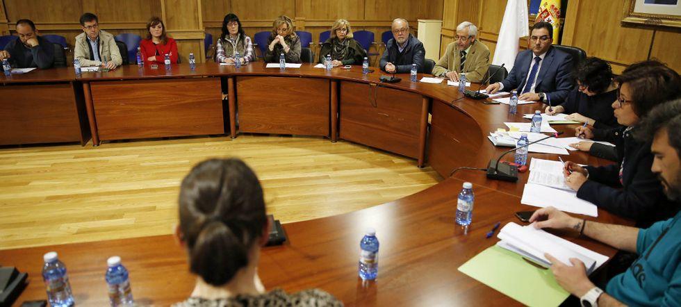 El pleno de Xinzo acordó dejar el tema sobre la mesa a la espera del informe técnico.