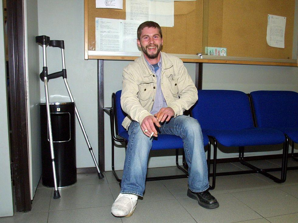 Venancio Vázquez fue detenido en el 2004 cuando, supuestamente, reconoció haber urdido la muerte de la que fue su mujer.