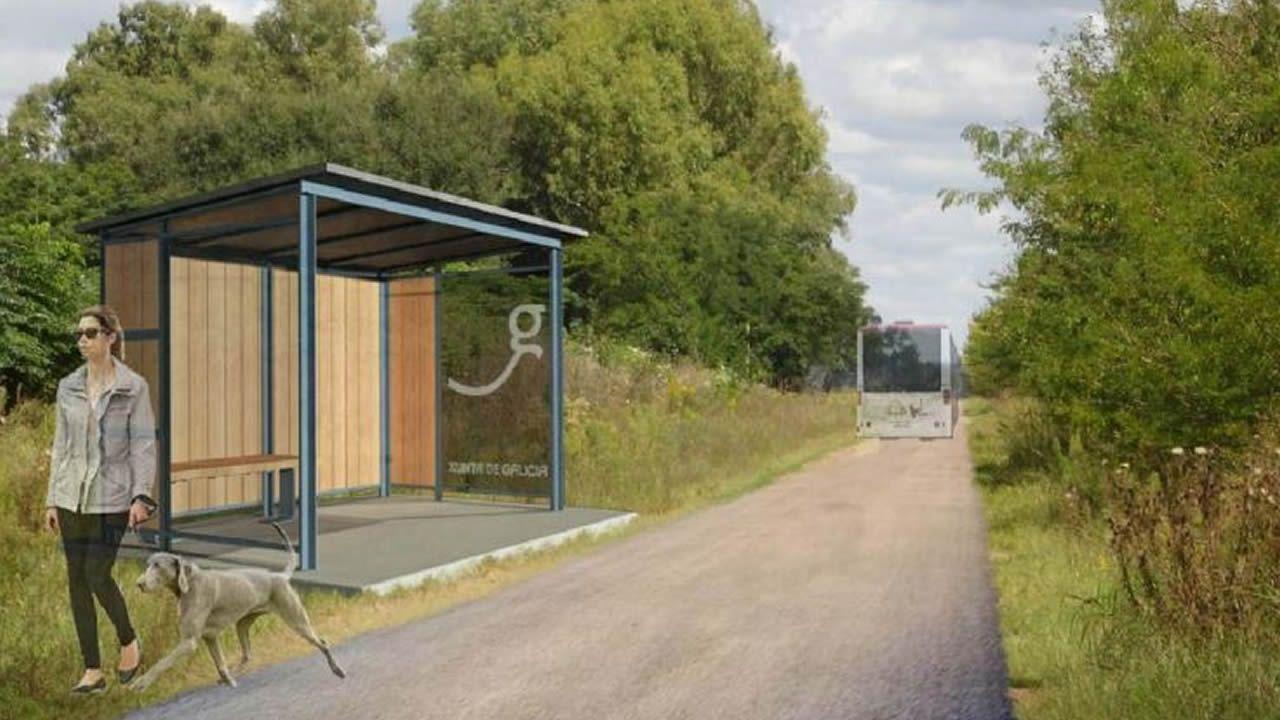 El modelo para zonas rurales, con más protección y madera de pino termotratada para aguantar mejor las inclemencias del tiempo