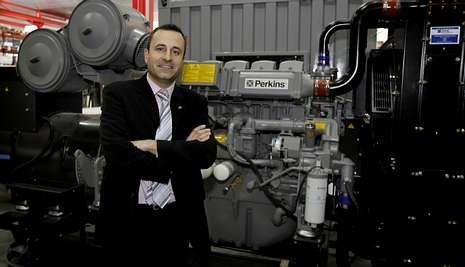Los Critic's Choice, en imágenes.José Manuel Fernández, director comercial de la empresa para España y Portugal.