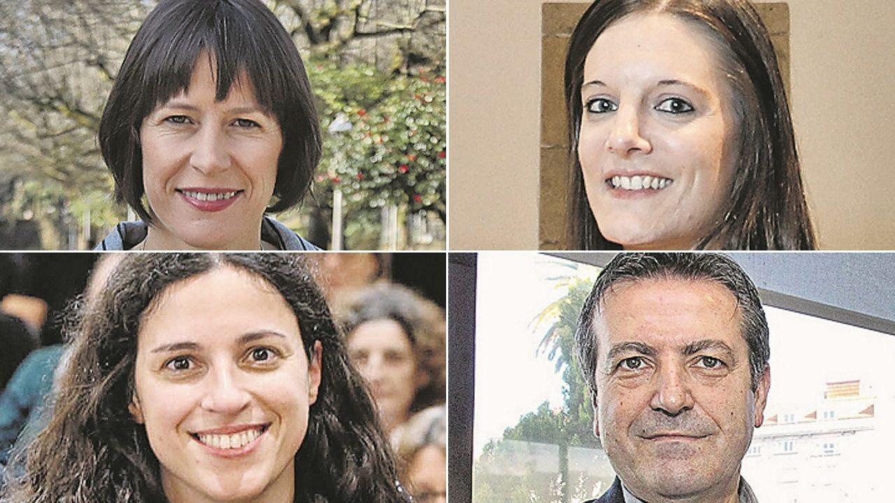 Ana Pontón, Olalla Rodil, Noa Presas y Luís Bará serán los cabeza de lista del BNG en las distintas provincias gallegas