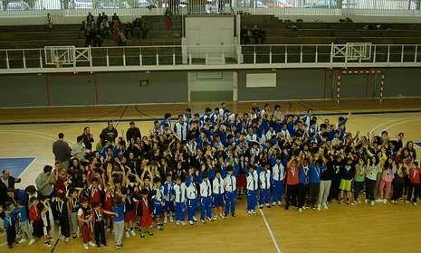 Fedesa cuenta con más de 500 jugadores entre las fichas federadas y las escuelas deportivas.