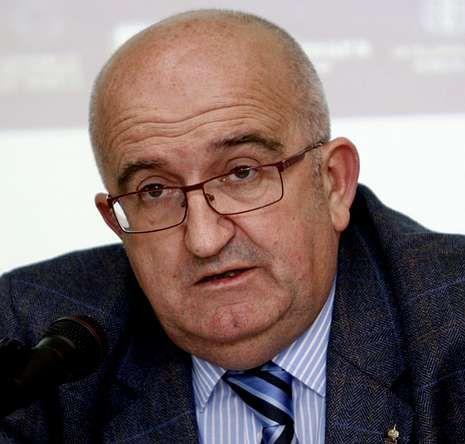 Barcia, alcalde, preside Expomar
