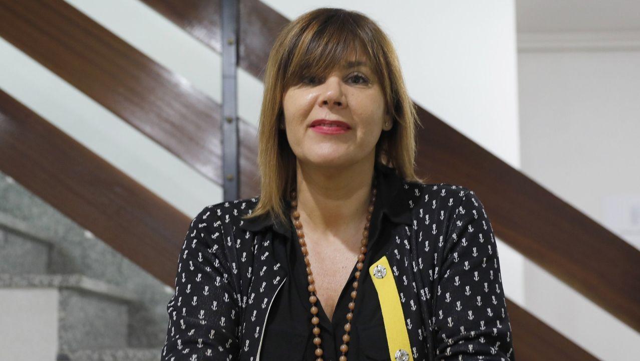 Sonia Ogando, concejala de Urbanismo