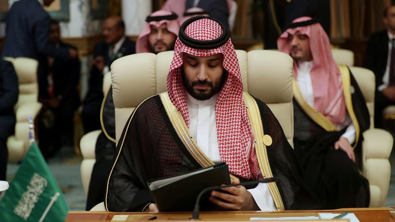 El príncipe heredero, Mohamed bin Salman, fue eximido de responsabilidad en la investigación hecha en su país, por la que fueron detenidas 18 personas
