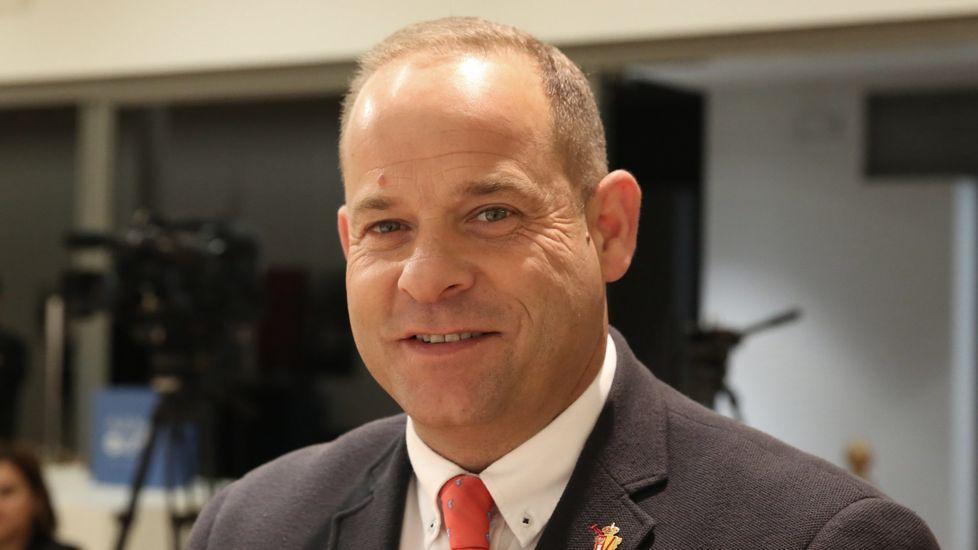 Rubén Quintas es el alcalde de Maceda