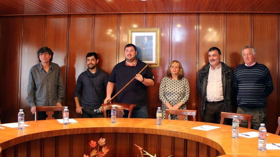 Pérez Blecua fue elegido alcalde en junio del 2019