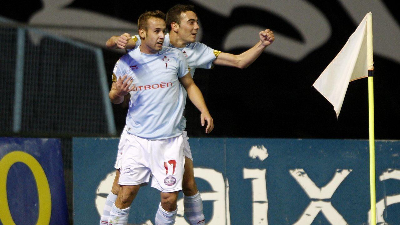 56 - Celta-Albacete (3-1) el 21 de noviembre del 2010