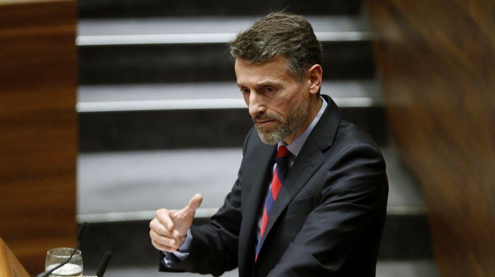 El diputado del PP Matías Rodríguez Feito