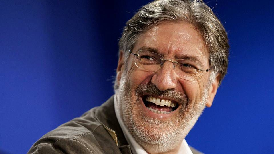 El candidato a secretario general del PSOE, José Antonio Pérez Tapias
