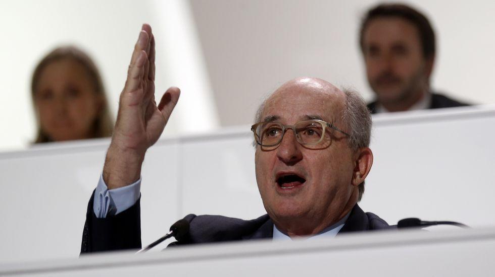 REPSOL. Antonio Brufau, con 68 años, ató bien su sucesión al frente de Repsol. El consejero delegado Josu Jon Imaz, con 52, ejerce las funciones ejecutivas del presidente desde el 2015.