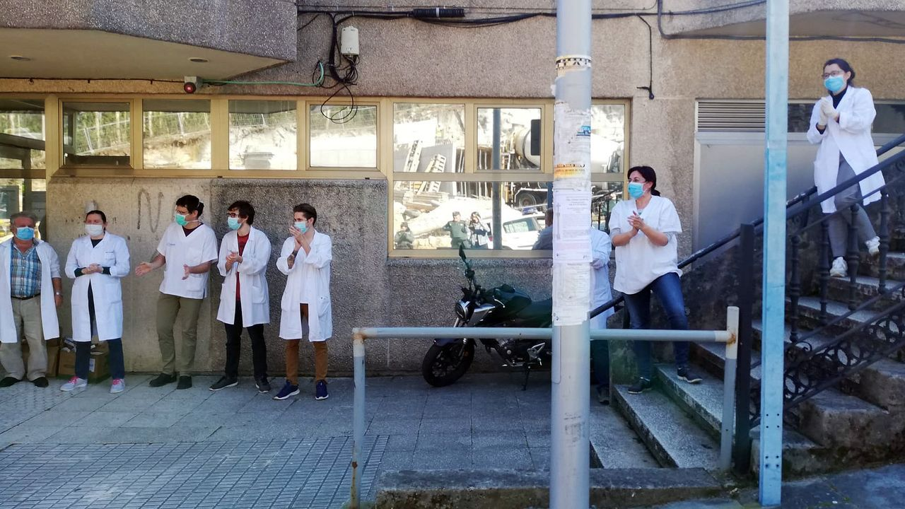 Operación antidroga en la ría de Arousa en pleno confinamiento
