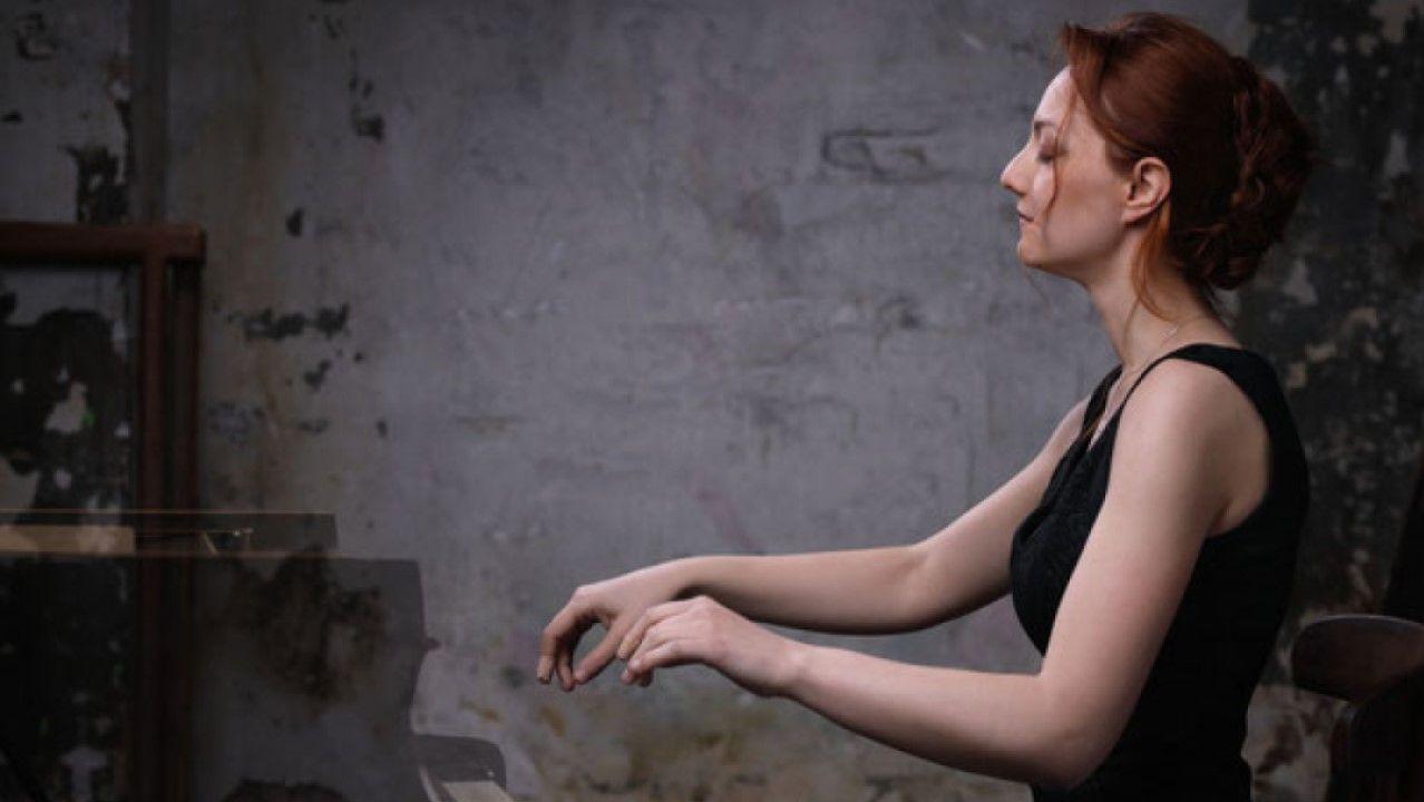 La pianista Varvara