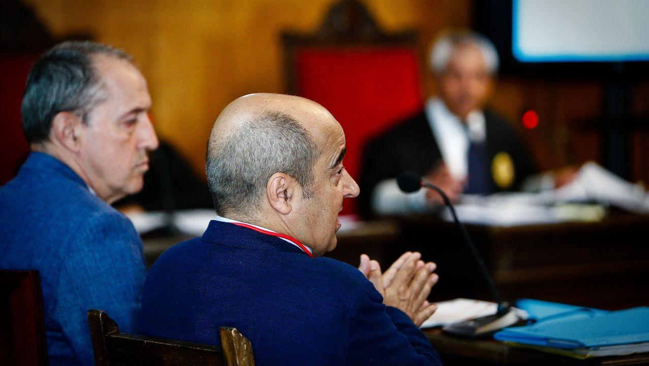 Nacho Calviño, presidente de la Asociación de Jóvenes Empresarios y pregonero del Carmín de la Pola 2019