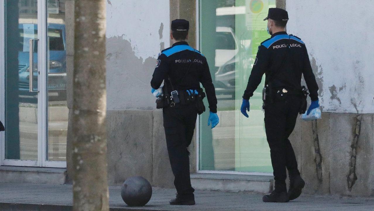 La Policía Local de Viveiro se incorpora al plan estatal de seguimiento de víctimas de violencia de género