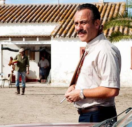 Tráiler de «Lasa y Zabala».El personaje de Gutiérrez emprende en la película un viaje de redención.