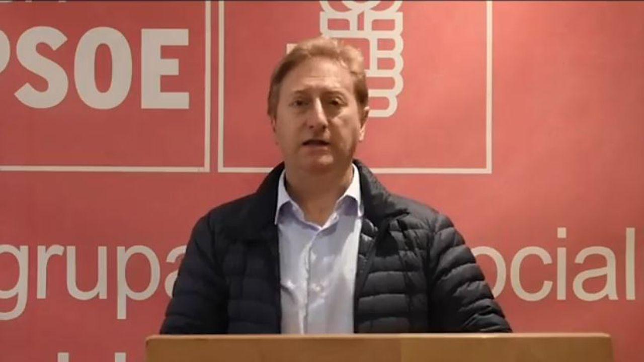 José Manuel Herrero, del PSOE de Llanes