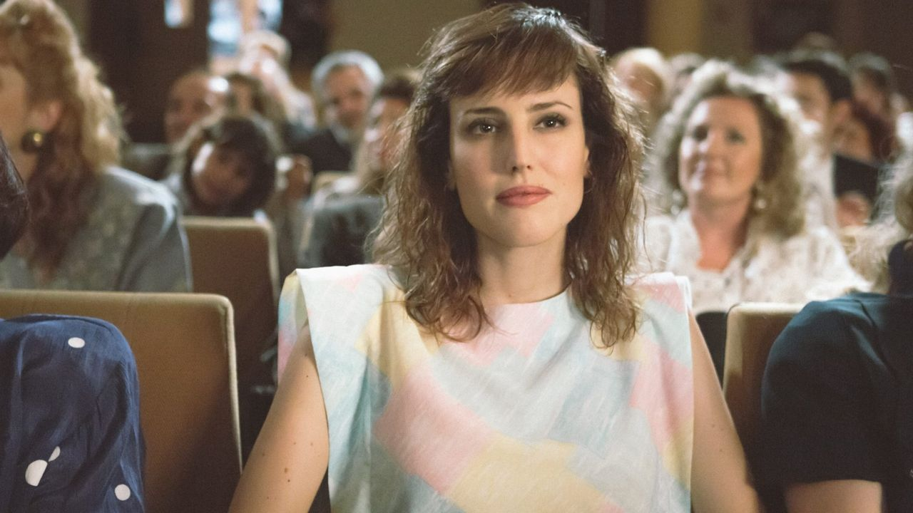 Fotograma de la película española Las niñas