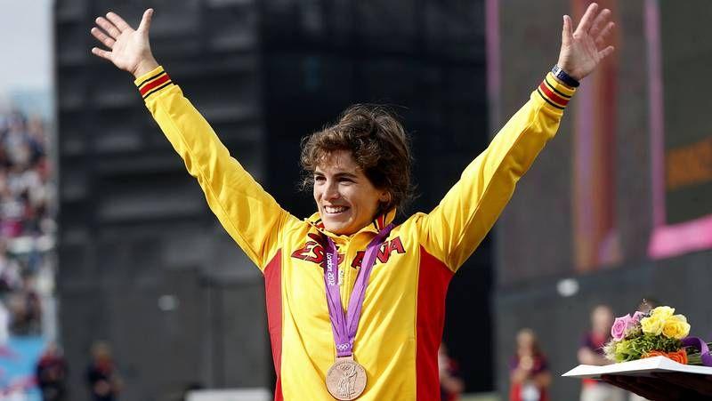 Londres 2012: La séptima jornada de los Juegos Olímpicos, en fotos.Mireia Belmonte, tras conseguir la plata
